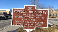 "Since 1991, Cornell University has expanded their ""Any person...any study"" motto to include those who are incarcerated"